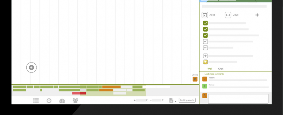 Gantt Chart Example Gantt Schema